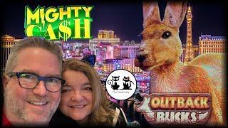 LOCK IT LINK LU LU TONG • HIGH LIMIT MIGHTY CASH OUTBACK BUCKS