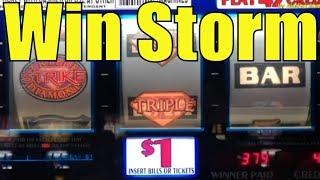 Super Big Profit•Triple Strike $1 Slot Machine Bet $18~$27(Max $45) Jackpot@ Pechanga Resort Casino