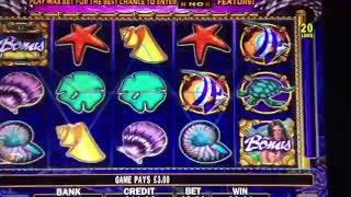 Mystical Mermaid Slot Machine Bonus free spins