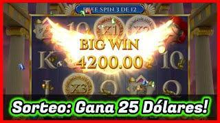 Tragamonedas Nuevo! ⋆ Slots ⋆️ Rise of Athena + Concurso 25$ ⋆ Slots ⋆