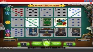 Kings Of Chicago Video Slots At Redbet Casinos