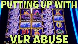 VegasLowRoller and MCG Play Fun Slots @ Rampart Casino