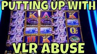 VegasLowRoller and MCG Play Fun Slots @ Rampart Casino