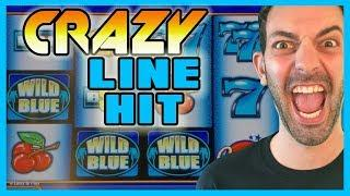 •CRAZY Line Hit • HIGH LIMIT $15-$27/SPIN • Brian Christopher Slots