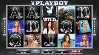 Playboy Video Slot Teaser