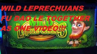 Wild Leprechauns and Fu Dao Le Under one Video Double Feature
