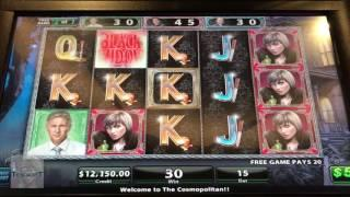 $1,595 Jackpot! | Black Widow Game | Over A Thousand Dollars In Rewards!