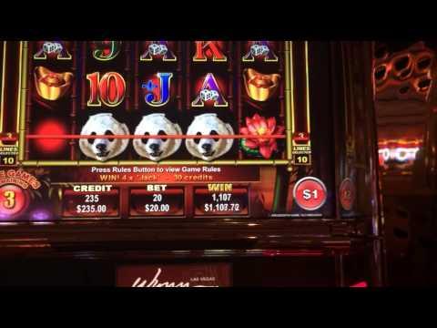 Panda King HANDPAY jackpot high limit slots bonus win
