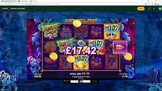 Happy Halloween! £200 vs Some Halloween Slots • Craig's Slot Sessions