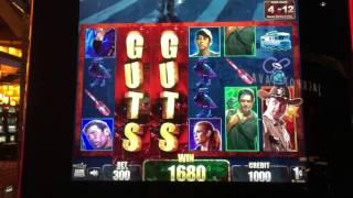 """MAX BET Walking Dead """"To Me"""" Live Play with bonus"""