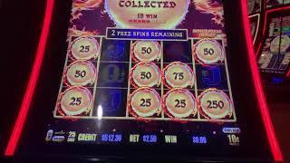 Live Dragon Link at Atlantis Casino Resort Spa in Reno!