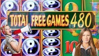 **480 FREE SPINS CHINA SHORES CRAZIEST BONUS I'VE EVER HAD!!**
