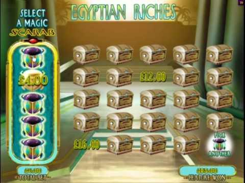 EGYPTIAN RICHES™ only at JACKPOT PARTY®