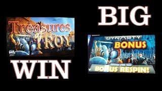 Decision Point # 10 - Treasures of Troy - Big Win!