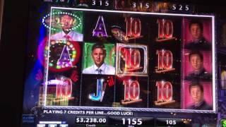 NOLA Harrahs Big  Jackpot Bonus Round