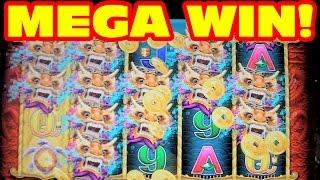 Dragon of the Eastern Ocean BIG WIN + MEGA BIG WIN + PROGRESSIVE! Slot Machine LIVE PLAY&BONUS