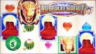 Buffalo Spirit slot machine, Bonus