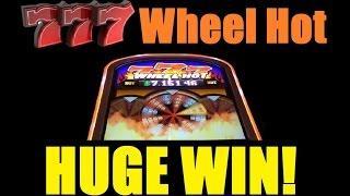 ★ HUGE WINS!! HIGH LIMIT 777 WHEEL HOT SLOT MACHINE BONUS WINS! Slot Machine Bonus Vegas 2015!