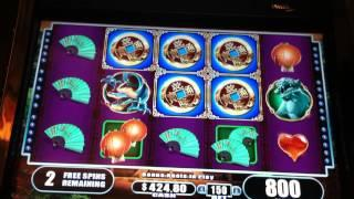 Sun Warrior Slot Machine Bonus