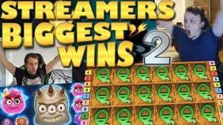 Streamers Biggest Wins – #2 / 2018
