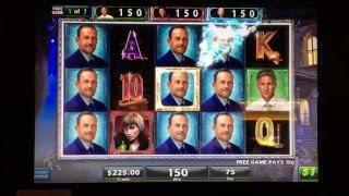 Another Black Widow Bonus Round haha $75/pull at Lodge Casino Colorado