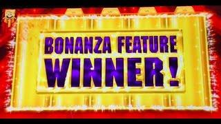 GOLD BONANZA ~ Submarine Victory ~ GIVEAWAY RESULTS and more slot machine bonuses!