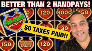 ⋆ Slots ⋆️Dollar Storm AMAZING RUN up to $25 BET BONUS WINS!!   $25 LIGHTNING LINK Awesome Win!! ⋆ S