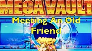 MEGA VAULT - Big Win - IGT Slot Machine - Meeting An Old Friend :-)
