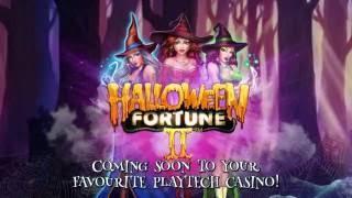 Halloween Fortune II - Playtech