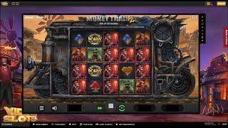 Sunday Slots with The Bandit - Money Train 2, Reactoonz 2 and More!