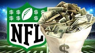 """The NFL """"Warms Up"""" to Sports Betting"""