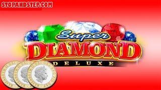 Super Diamond Slot Machine - £2 Spins with GAMBLES