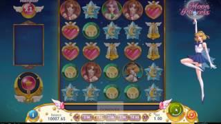 Moon Princess slot by Play N Go Dunover tries...