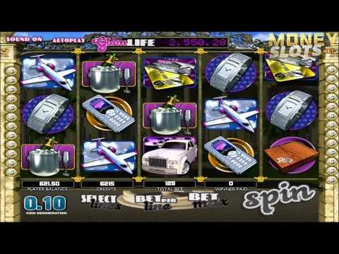 The Glam Life Video Slots Review   MoneySlots.net