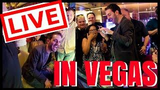 •LIVE in Vegas Casino • $100 Wheel of Fortune + MORE! • with Brian Christopher at Cosmopolitan • mif