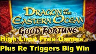 Dragon of the Eastern Ocean