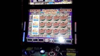 Rainbow riches full screen!! Big bank!! Double Jackpot!!