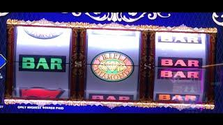 HIGH LIMIT $15/bet TOP DOLLAR •LIVE PLAY• Cosmo, Las Vegas Slot Machine