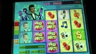 Dean Martin's Wild Party: 20 Free Spins & Big Win