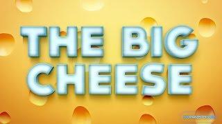 The Big Cheese £500 Jackpot Slot Machine with FREESPINS BONUS