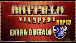 Aristocrat - Buffalo Stampede Slot Bonus WIN