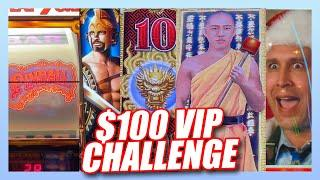 ONE LUCKY VIP WINS $100! ⋆ Slots ⋆ PAYLINES VIP CHALLENGE ⋆ Slots ⋆ VEGAS SLOTS AUGUST 2021