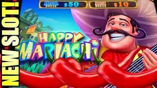 ⋆ Slots ⋆NEW SLOTS!⋆ Slots ⋆ MIGHTY DIAMONDS (HAPPY MARIACHI & WAND OF THE WITCH) Slot Machine (SEGA SAMMY)