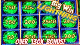 High Limit LIGHTNING LINK Slot Machine $25 Bet Bonus | Great Profit With Free Play | Live Slot Play