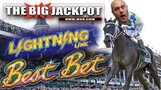 I •️ LIGHTNING LINK BEST BET •FINALLY!!! FEATURE JACKPOT