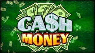 Cash Money Slot - SHORT & SWEET - BONUS WIN!