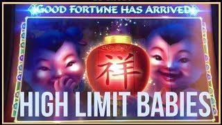 •HIGH LIMIT BABIES • $18/SPIN • Slot Machine Pokies w Brian Christopher