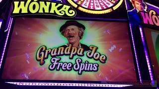 • Getting Owned by Grandpa • SPINNING • SATURDAYS • Slot Machine Pokies