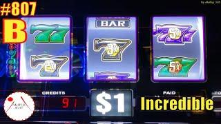 #807⋆ Slots ⋆Dragons Luck Slot ⋆ Slots ⋆ Winner Huge Win Max Bet $9/ 9 lines EVERI @ San Manuel Casi
