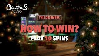 Christmas Promotion - NetEnt Live